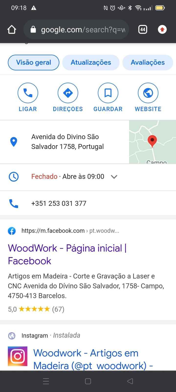 Empresa Woodwork - 1