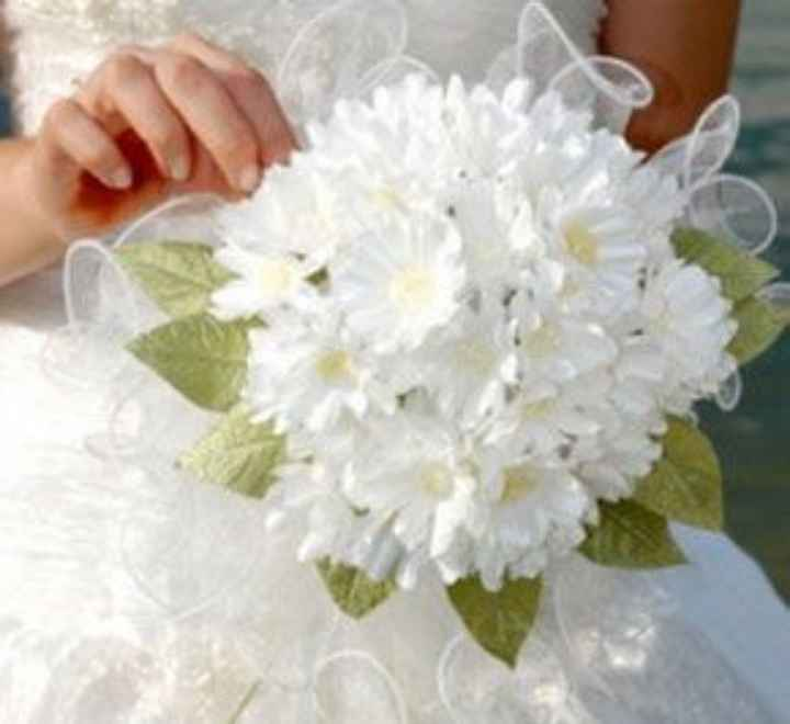 Que flor é indispensável no bouquet? - 1