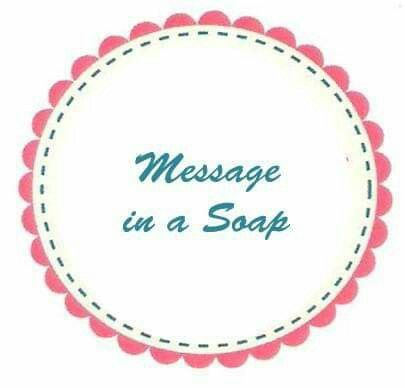 """Fornecedor """"message in a soap"""" - 1"""