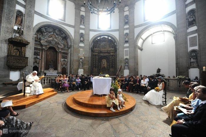 cerimónia Serra do Pilar