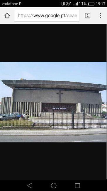 As nossas igrejas - 1