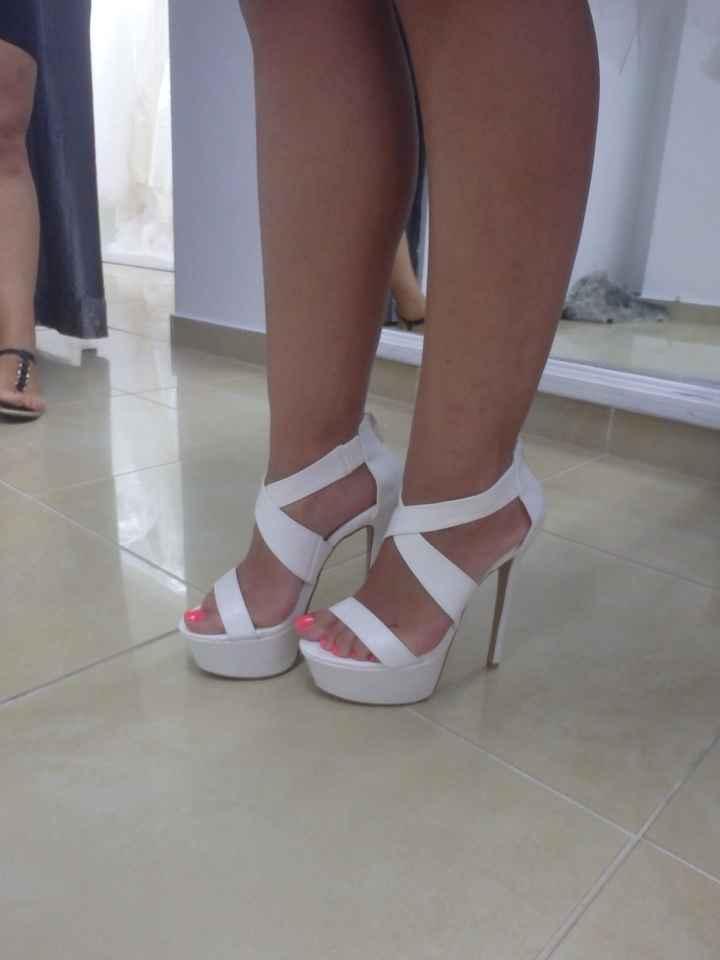 Sapatos... - 1