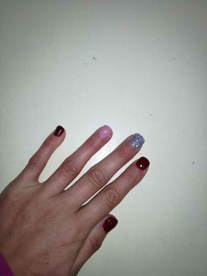 Manicure para dia c - 1