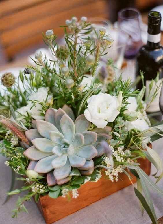 Flores e vestido - 1