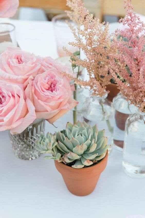 Flores e vestido - 2