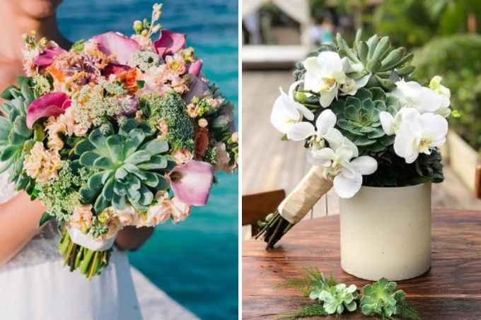 Flores e vestido - 4