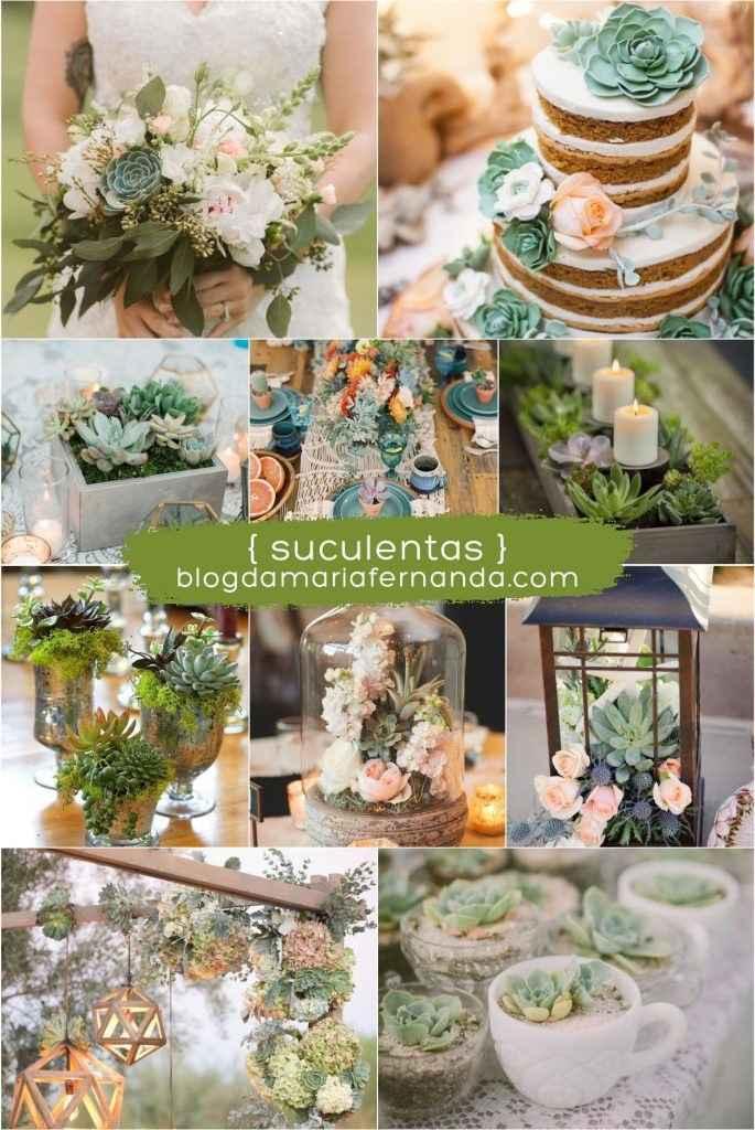 Flores e vestido - 7