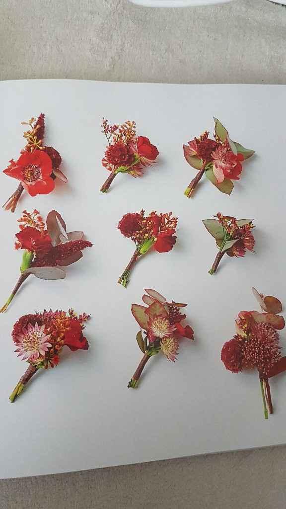 Diy coroa de flores - 15