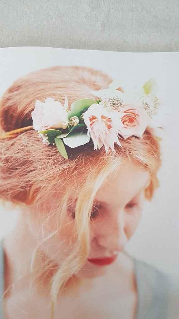 Diy coroa de flores - 21