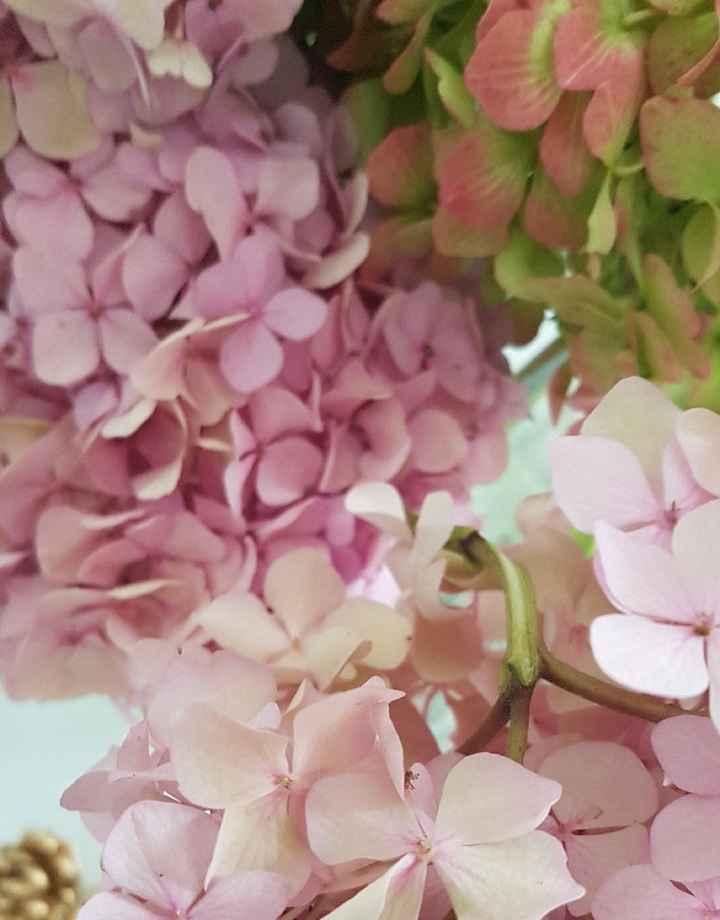 diy arco de flores para suspender - 2
