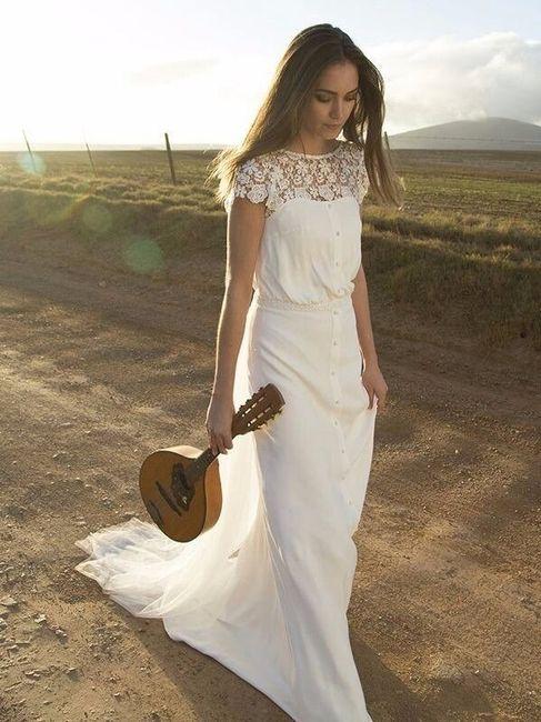 Personalidade e vestido de noiva 3
