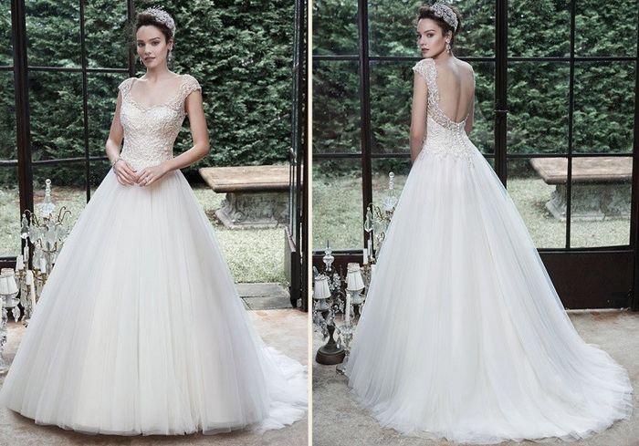 Personalidade e vestido de noiva 4