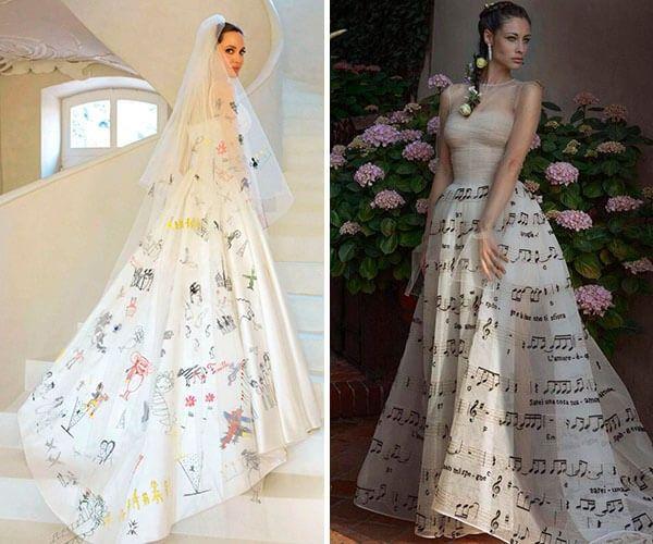 Personalidade e vestido de noiva 7