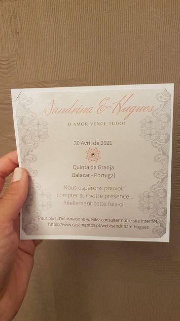Convite Nova data 7