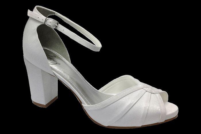 Já têm sapatos de noiva? 2