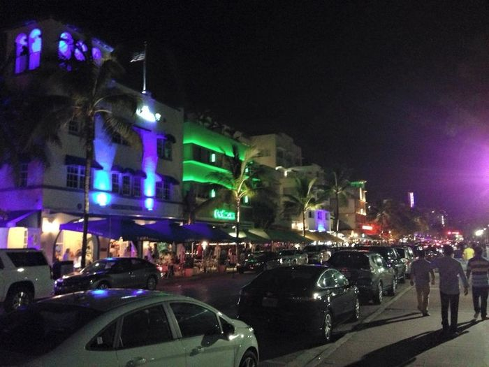 Ocean Dr - Miami Beach
