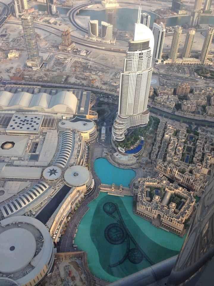At the Top - Burj Khalifa