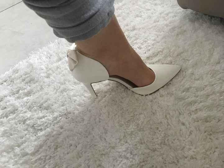 Mais um check :) ... os meus sapatos ? - 3