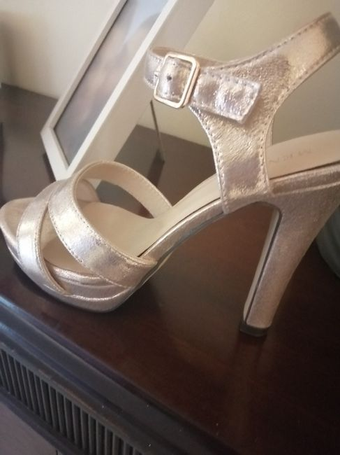 Sapatos, check está foi a minha escolha - 1