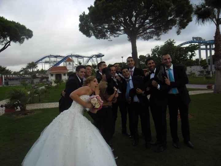 O meu casamento, algumas fotos