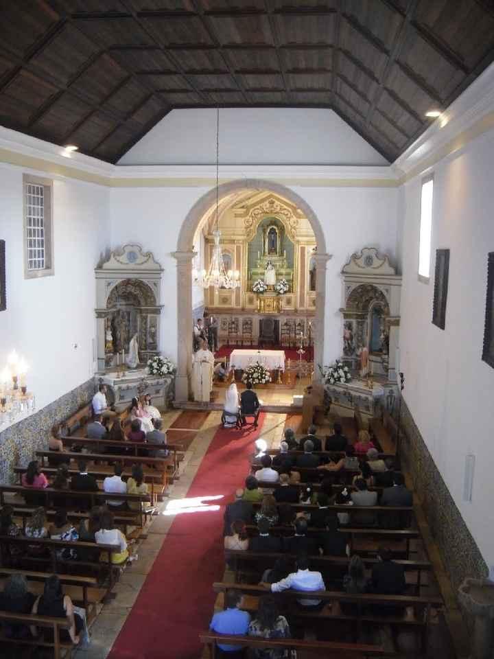 Em que igreja vão casar? ⛪ - 1
