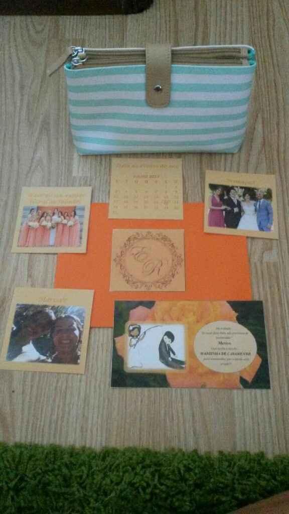 Convite padrinhos e damas - 2