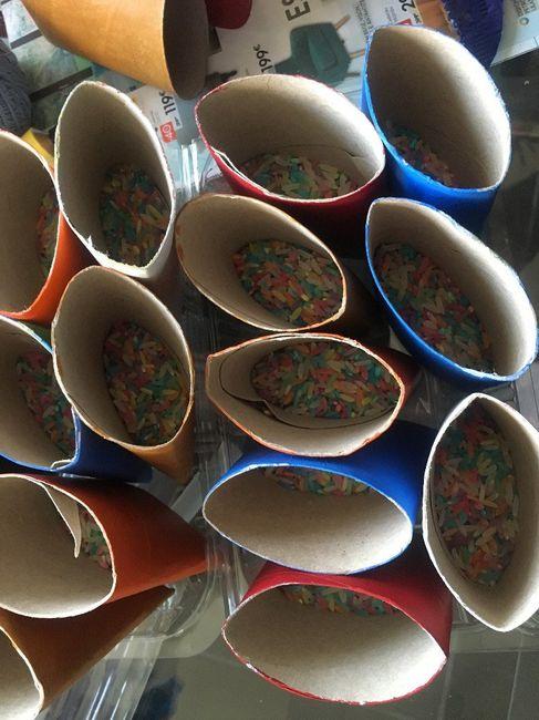 Caixinhas de arroz e varinhas da felicidade para miúdos 4