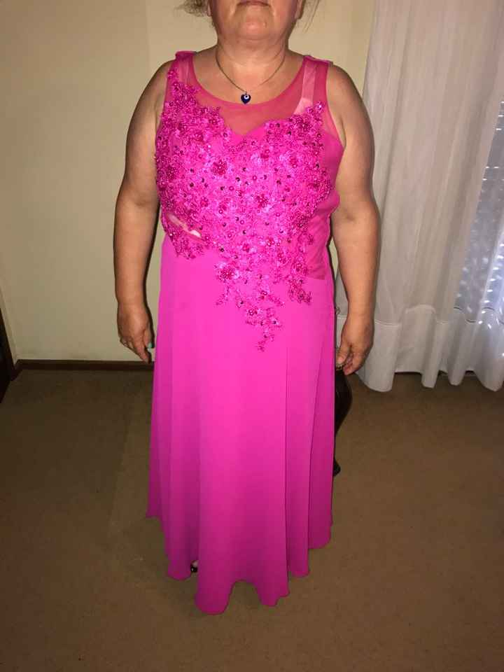 Vestido da mãe - 1