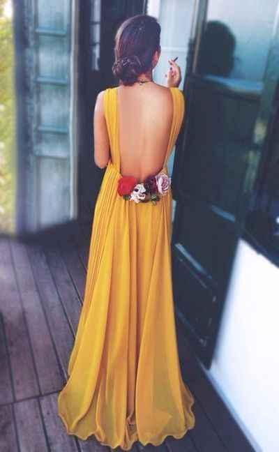 Damas de Honor de amarelo? 💛 - 1