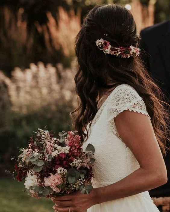 Escolhe UM toucado para o teu casamento 😍 - 1