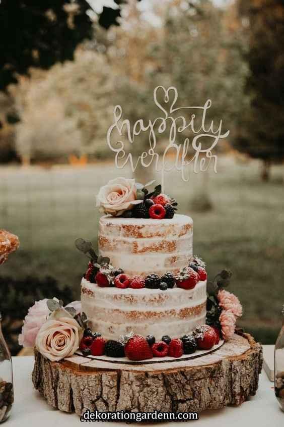 Batalha de bolos de casamento: escolhe UM 🍰 - 2
