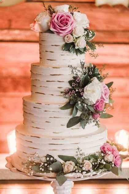 Batalha de bolos de casamento: escolhe UM 🍰 - 4