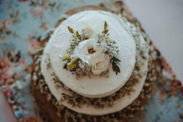 Naked cake ou bolo tradicional? - 1