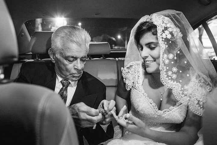 Fotos pai e filha: impossível não chorar 💖 - 5
