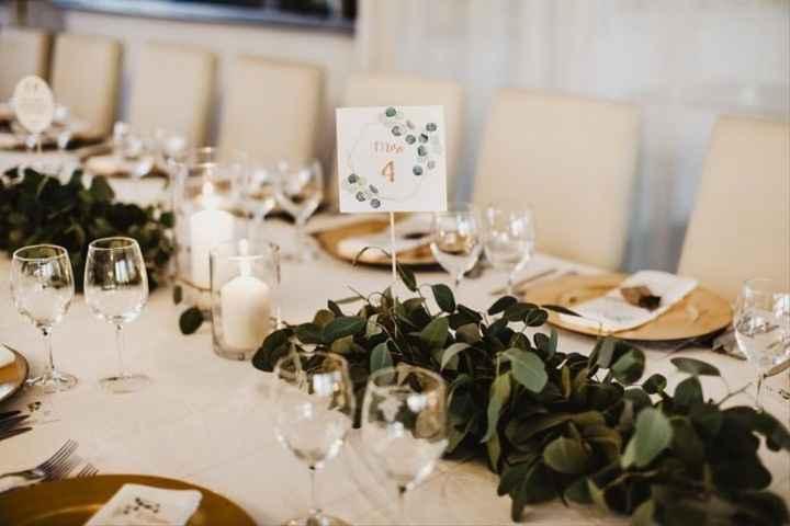 As mesas do copo d'água: lisas ou estampadas? - 2
