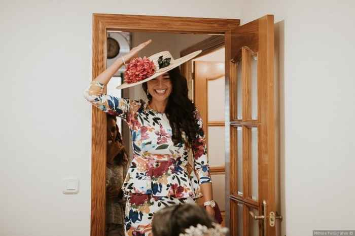 O vestido da convidada: liso ou estampado? - 1