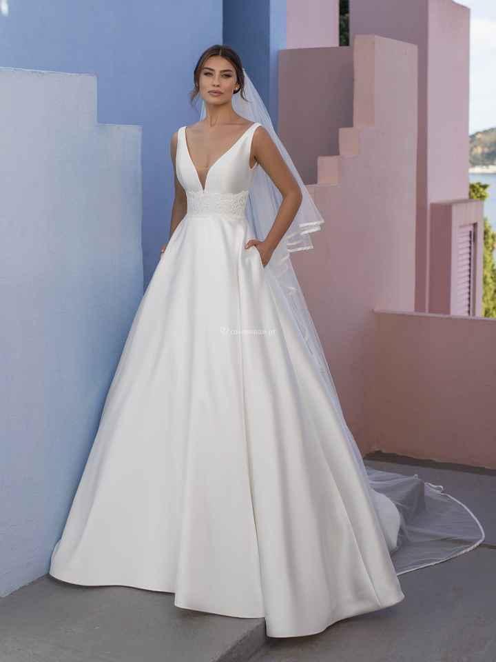 Branco ou com cor: o vestido de noiva 👰🏽 - 1