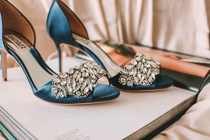 Branco ou com cor: os sapatos! - 2