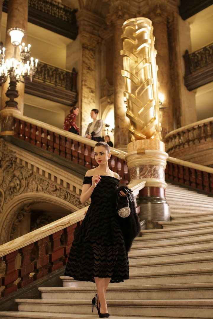 Looks de convidada versão Emily in Paris 💃🏽📷 - 1