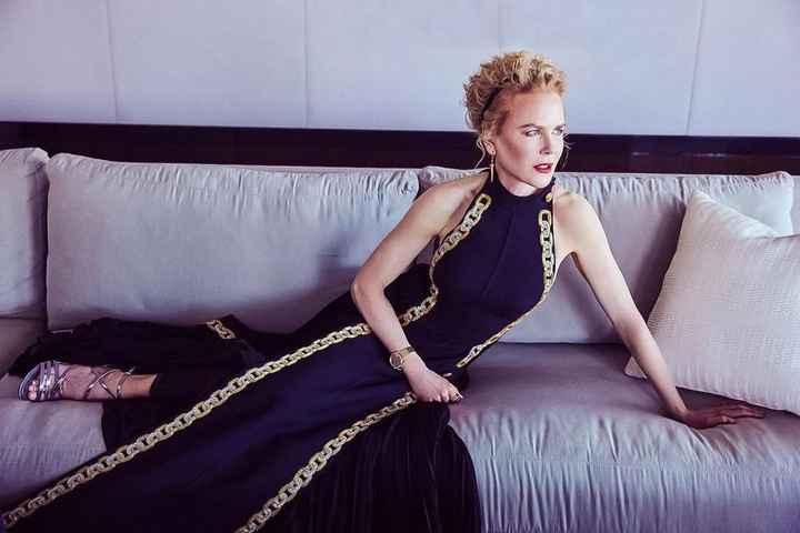 Looks dos Globos de Ouro 2021: da tapete vermelho à sala de estar dos famosos - 2