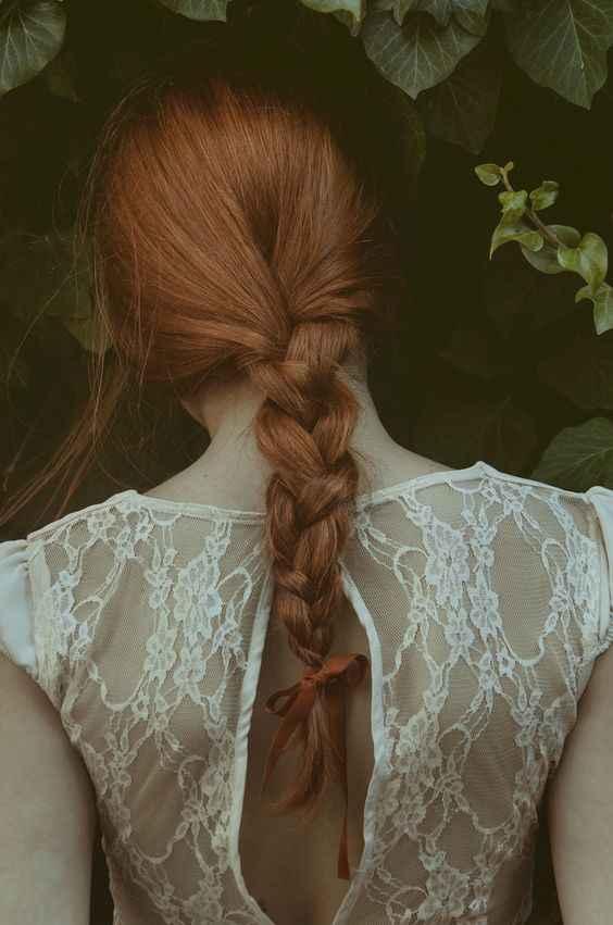 Noivas ruivas: toucados que te vão apaixonar 🧡 - 2