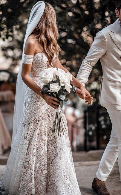 Escolhe o VESTIDO a 24 horas do teu casamento 👗 3