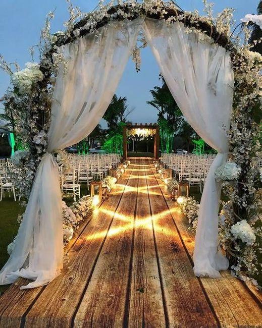 Escolhe a DECORAÇÃO a 24 horas do teu casamento ✨ 1