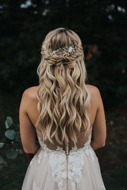 4 estilos, 4 elementos - O penteado 1