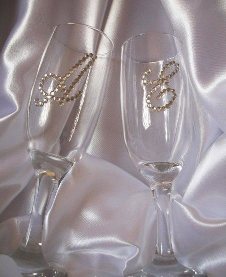 Taças de noivos personalizadas - Fixe ou desnecessárias? 🤙👎 1