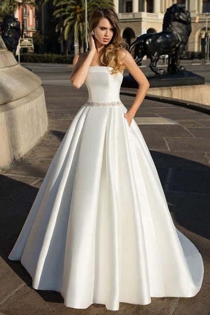 Já sabes como será o estilo do teu vestido? 1