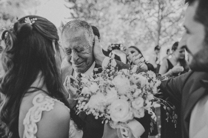 Os teus avós estarão presentes no casamento? 1