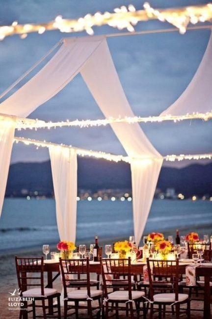 O lugar da festa ideal segundo a tua data de casamento 1