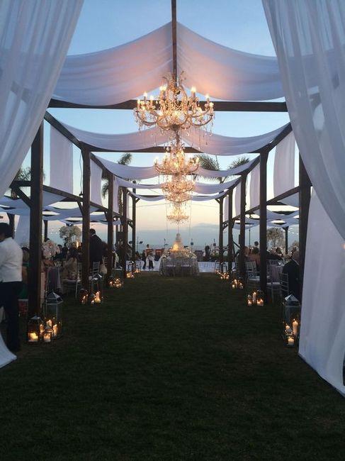 O lugar da festa ideal segundo a tua data de casamento 3