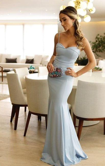 O vestido da convidada: primavera ou verão? 1
